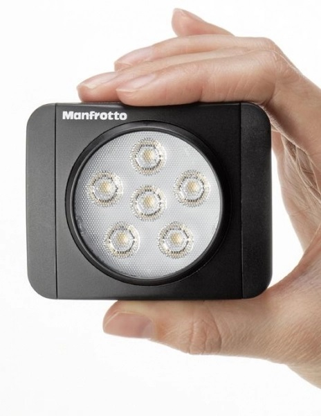 Lampa video, Manfrotto, PowerLED Lumimuse 6 [1]