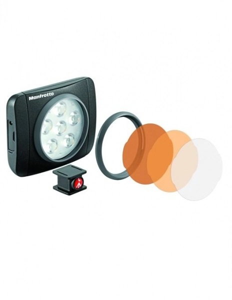 Lampa video, Manfrotto, PowerLED Lumimuse 6 [0]