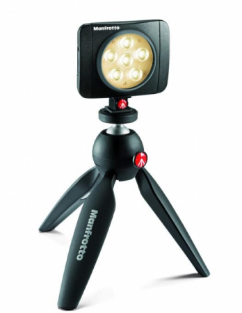 Lampa video, Manfrotto, PowerLED Lumimuse 6 [3]