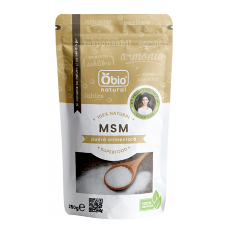 Pulbere msm 250g [0]