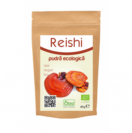 Reishi pulbere eco 60g [1]