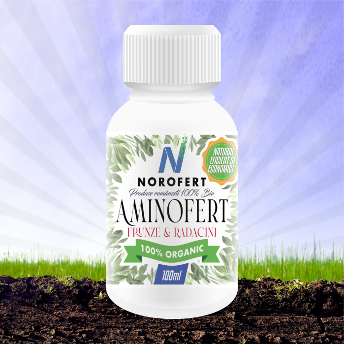 Aminofert - Biostimulator organic [0]
