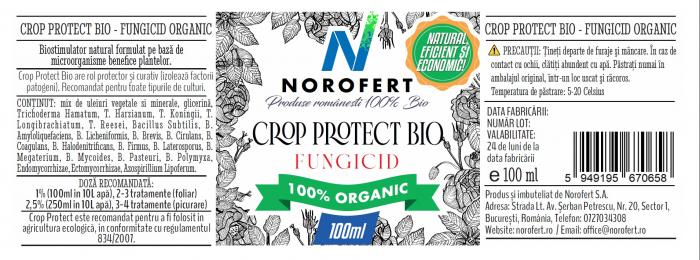 Crop Protect Bio - Biostimulator cu rol fungicid [1]