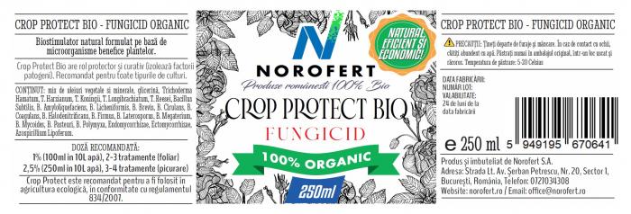 Crop Protect Bio - Biostimulator cu rol fungicid [2]