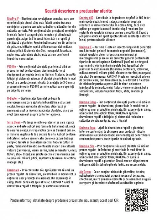 PACHET TEHNOLOGIC PAIOASE - CULTURA CONVENTIONALA [2]