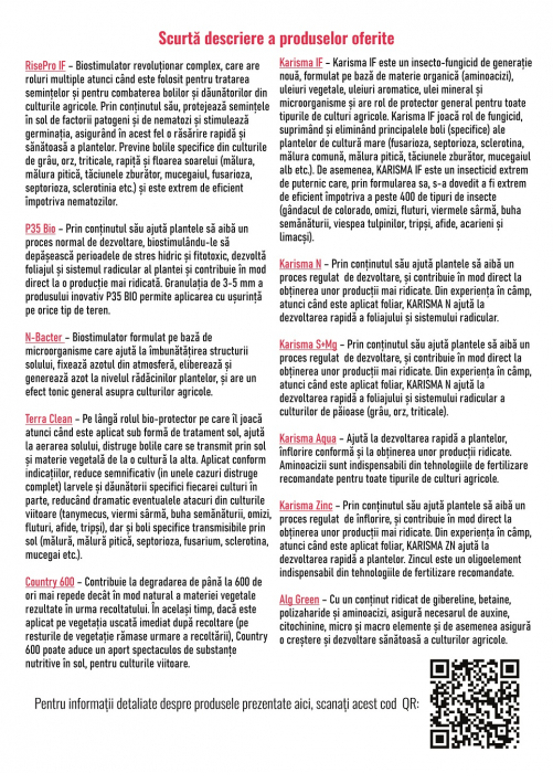 PACHET TEHNOLOGIC GRAU CU SAMANTA - CULTURA CONVENTIONALA [2]