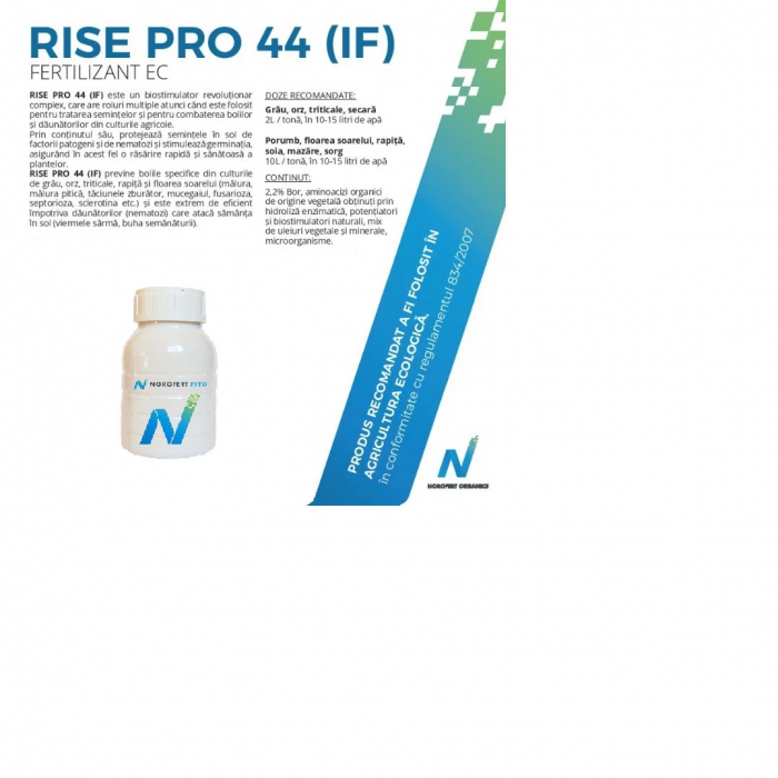 RISE PRO 44 IF 0