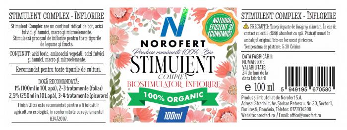 Stimulent Complex - Biostimulator organic [1]