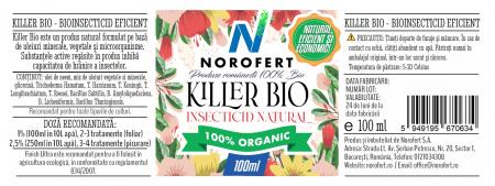 Killer Bio - Biostimulator cu rol insecticid [1]
