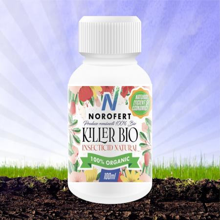 Killer Bio - Biostimulator cu rol insecticid [0]