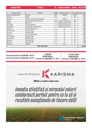 PACHET TEHNOLOGIC ORZ CU SAMANTA - CULTURA CONVENTIONALA [1]
