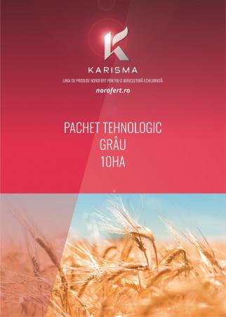 PACHET TEHNOLOGIC GRAU CU SAMANTA - CULTURA CONVENTIONALA [0]