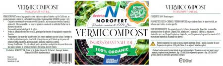 Vermicompost - Ingrasamant natural, puritate 100% [2]