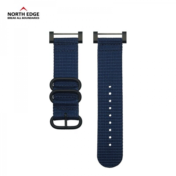 Bratara Nylon North Edge (Albastru Navy) 1