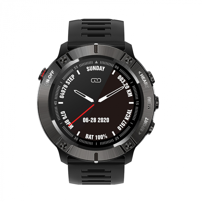 Ceas Multisport Smartwatch FitCloudPro 2