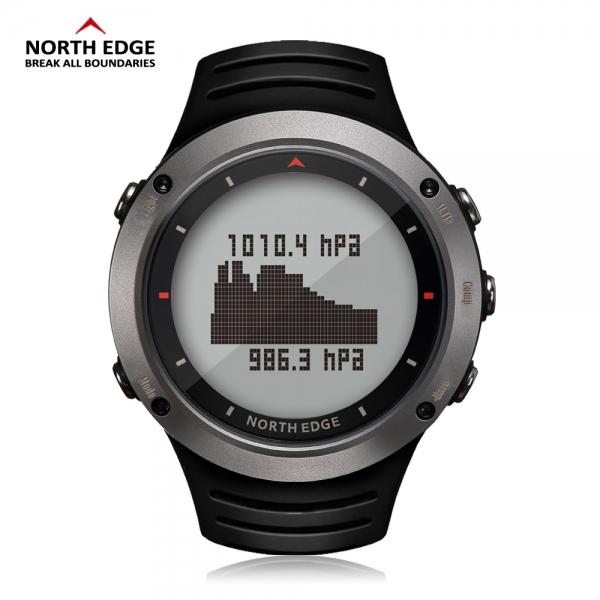 Ceasuri de mana barbatesti outdoor pentru cei activi care mai au nevoie de o busola ,altimetru,etc la munte. 0