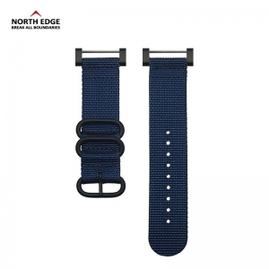 Bratara Nylon North Edge (Albastru Navy)1
