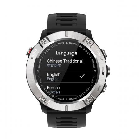 Ceas Multisport Smartwatch FitCloudPro1