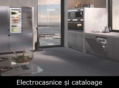 Electrocasnice și cataloage
