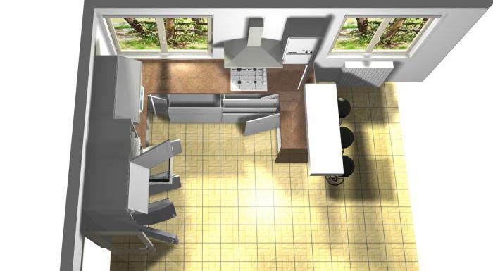 Proiect bucătărie Norvinia Nr-63 4