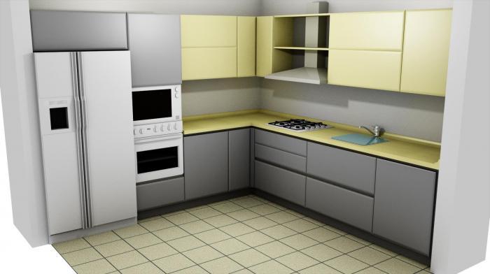 Proiect bucătărie Norvinia Nr-65 [0]