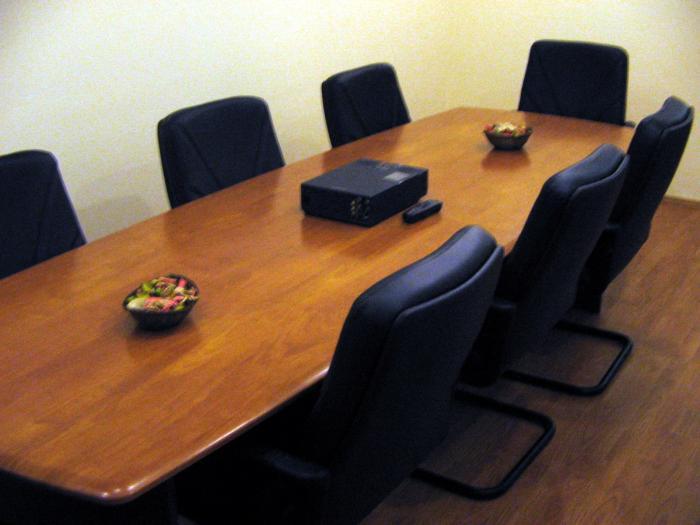 Masă de conferințe birou Norvinia Nr-6 1