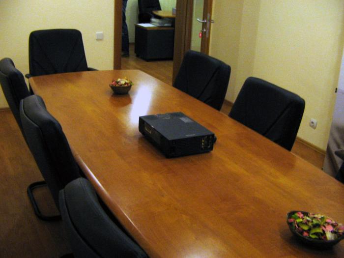 Masă de conferințe birou Norvinia Nr-6 0