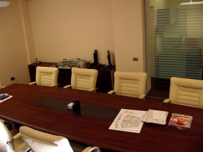Masă de conferințe birou Norvinia Nr-7 1