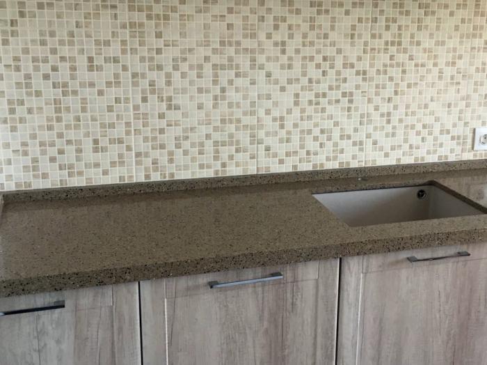 Blat de piatră pentru bucătărie Norvinia Nr-2 0
