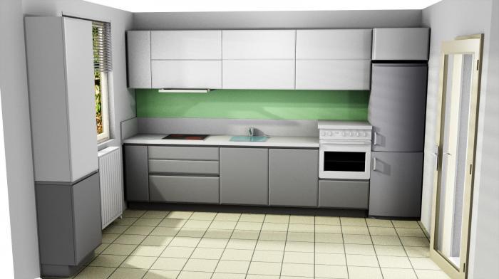 Proiect bucătărie Norvinia Nr-74 3