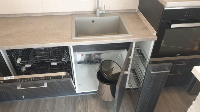Mobilă Bucătărie la Comandă Norvinia în L, Producător Brașov 7