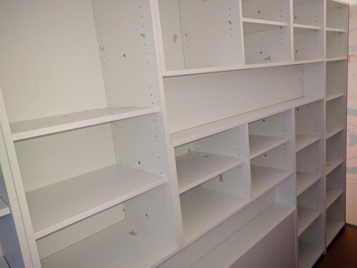 Bibliotecă Birou Norvinia Nr.1 4