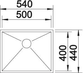 Blanco Quarta 500-U 2