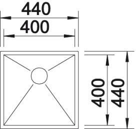 Blanco Zerox 400-U [2]