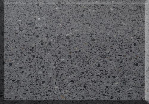 Blat de cuarț Taurus Terazzo Grey 0