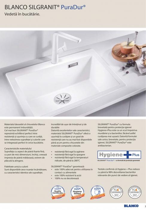 Catalog Blanco 2019, electrocasnice incorporabile 4