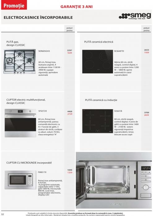 Catalog Blanco 2019, electrocasnice incorporabile 31
