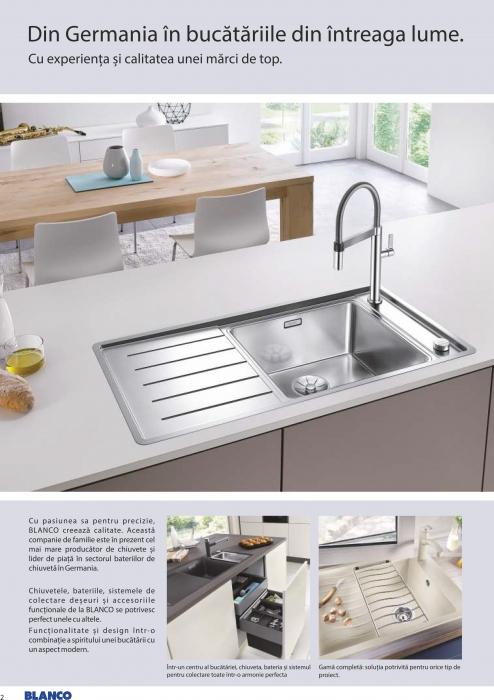 Catalog Blanco 2019, electrocasnice incorporabile 1