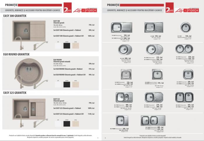 Catalog Evido 2019, electrocasnice incorporabile 3