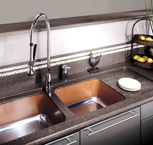 Corian Cocoa Brown 2