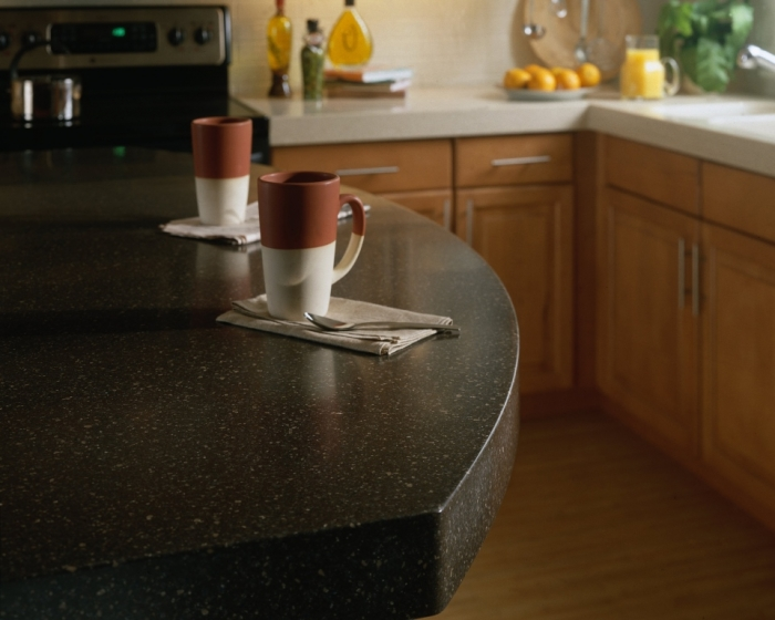 Corian Cocoa Brown 4