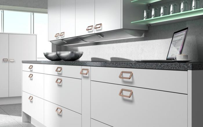 Mâner mobilă bucătărie Deluxe Buena 0