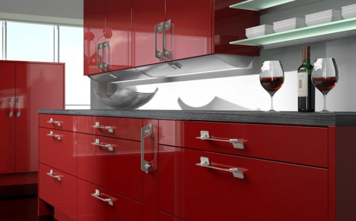Mâner mobilă bucătărie Deluxe Cecina 0