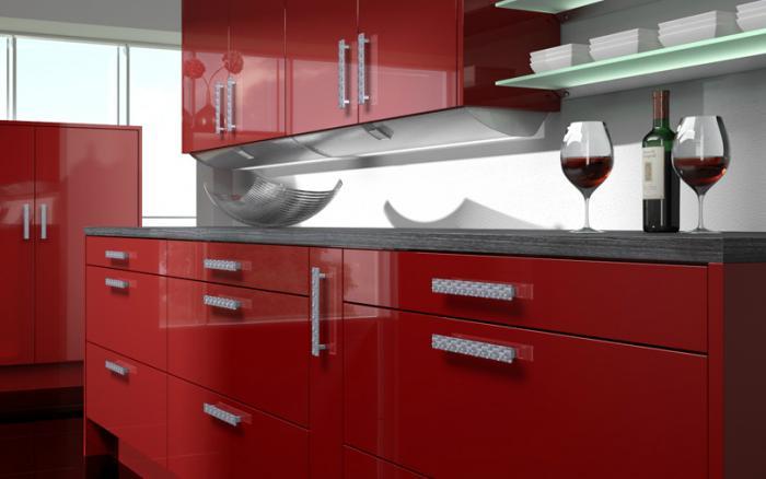 Mâner mobilă bucătărie Deluxe Malpelo 0