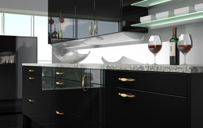Mâner mobilă bucătărie Folk Silesia 0