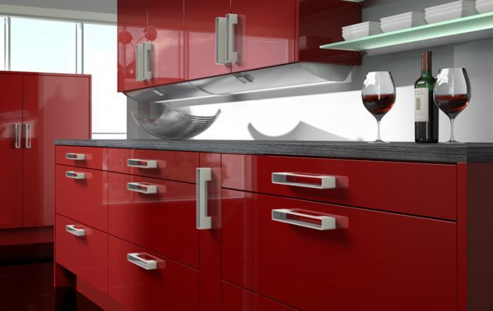 Mâner mobilă bucătărie New Modern Tempe 0