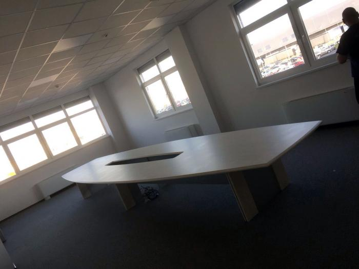 Masă de conferințe birou Norvinia Nr-1 1