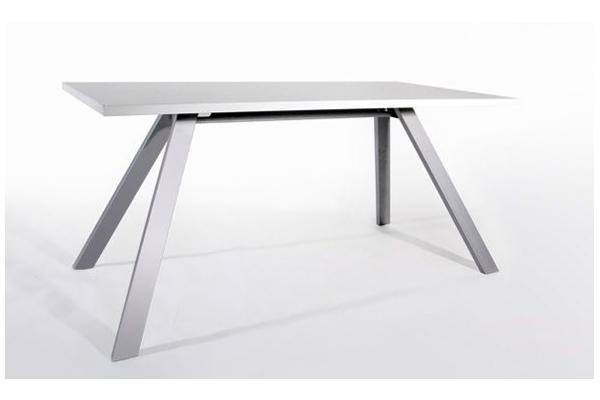 Stand metalic mobilă birou System Desk Bar Most 0