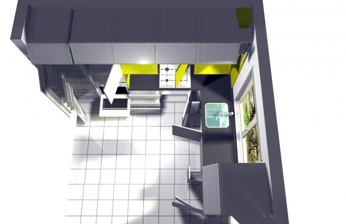 Proiect bucătărie Norvinia Nr-1 4