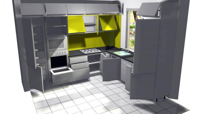 Proiect bucătărie Norvinia Nr-1 1